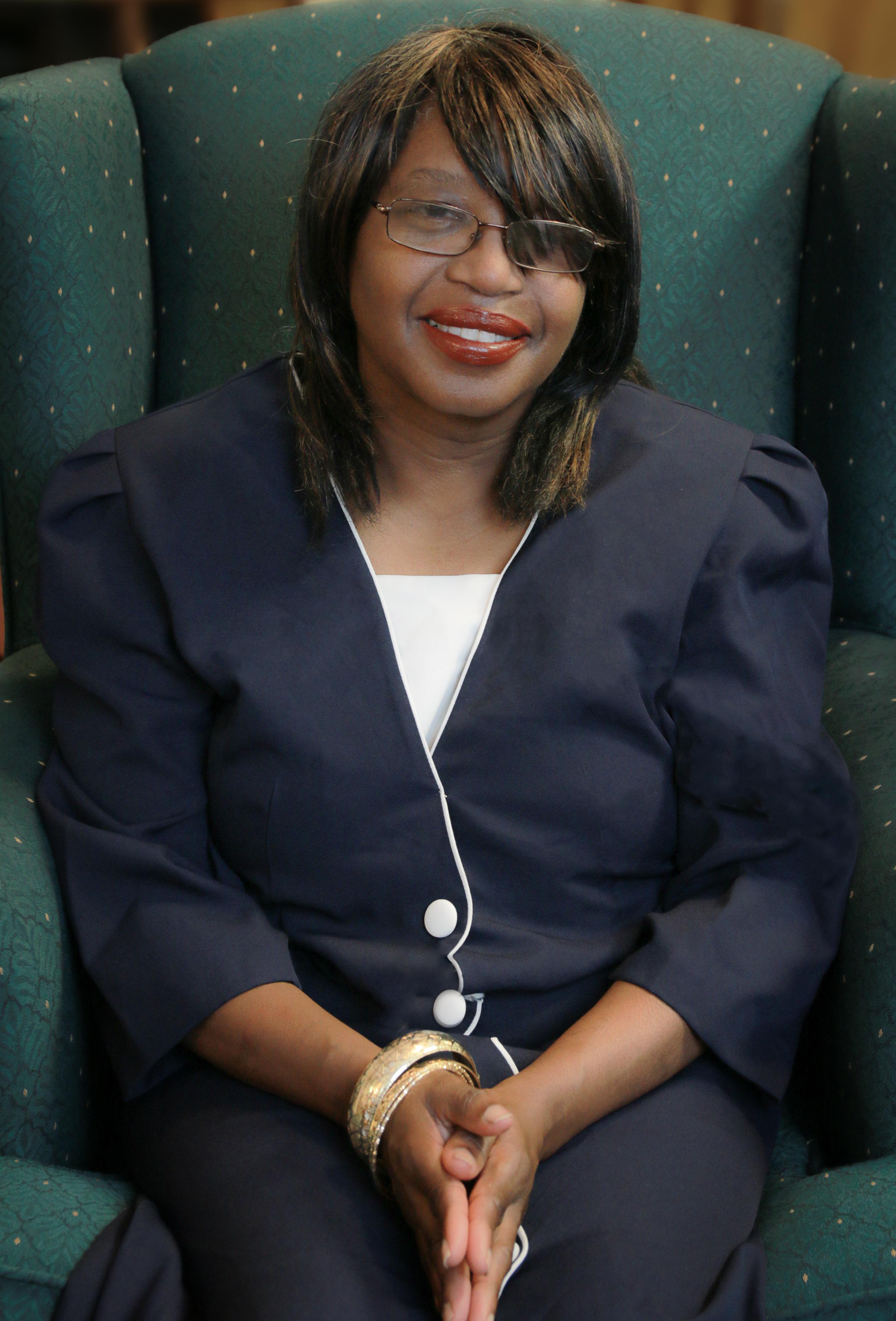 Evangelist Rosalyn Taylor